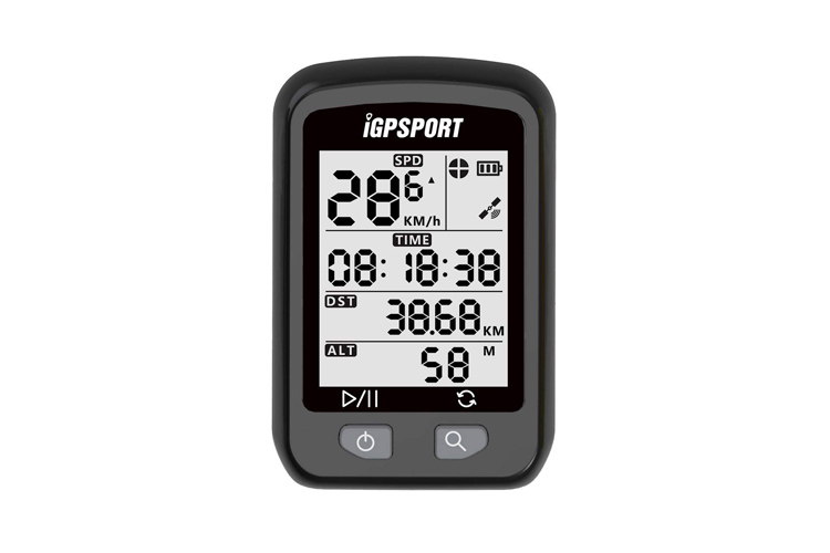 GPS iGPSPORT 20E-avis